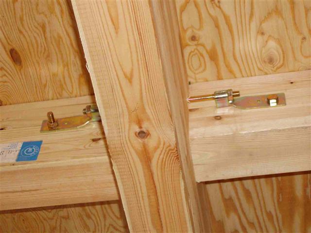 上棟から屋根葺き工事写真12